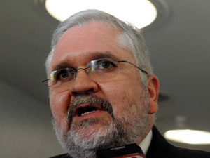 O procurador-geral da República, Roberto Gurgel (Foto: Antonio Cruz/ABr)