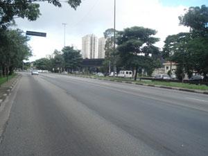Avenida dos Bandeirantes