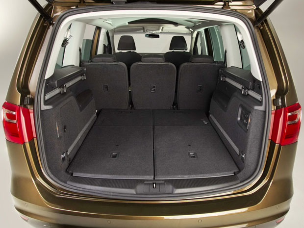 Auto Esporte Seat Apresenta Nova Gera 231 227 O Da Minivan Alhambra
