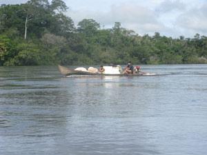 Rio Xingu, no Pará