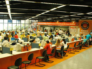 Centro de Solidariedade ao Trabalhador (Foto: Divulgação)