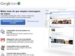 Google Buzz (Foto: Reprodução)