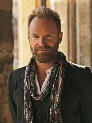Sting vai tocar em Washington