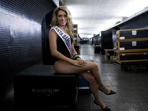 Candidata de Sao Bernardo do Campo