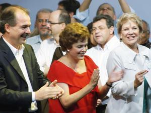 PT lança pré-candidatos do partido