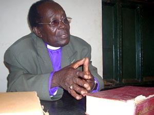 Bispo de Uganda