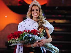 Karla Mandro - Miss São Paulo