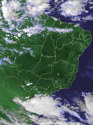 Chuva no Sul