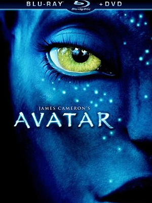 Capa de 'Avatar' em sua versão 'home video': sucesso de  vendas nos EUA.