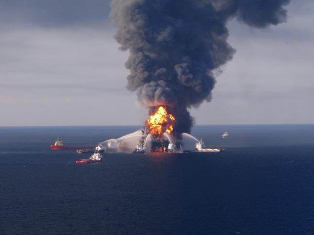 'É um vazamento muito grave', afirmou porta-voz da Guarda   Costeira americana