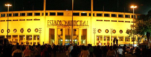 Estádio do Pacaembu completa 70 anos com jogos comemorativos Pacaembu2007_620