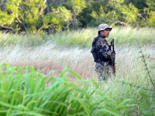 Paraguai militariza área perto do Brasil