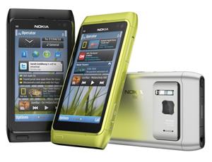 Nokia N8 roda o sistema operacional Symbianˆ3