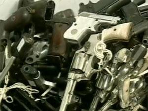 Armas registradas