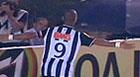 Atlético-MG vence o Santos (Reprodução/SporTV)