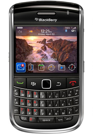 Nova versão do aparelho BlackBerry Gold foi apresentada nesta semana.