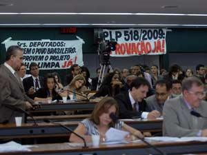 Reunião ordinária da Comissão de Constituição e Justiça nesta quarta quarta-feira (28)