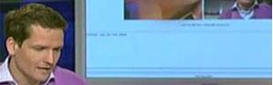 Sem querer, TV  exibe masturbação em chat (Reprodução/Bild)