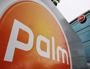 Sede da Palm em Sunnyvale, na Califórnia.