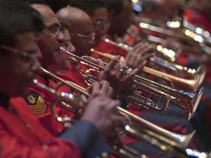 Músicos na Marinha