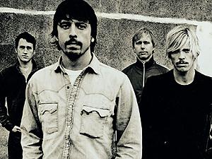 Integrantes do Foo Fighters, que deve lançar novo álbum em 2011.