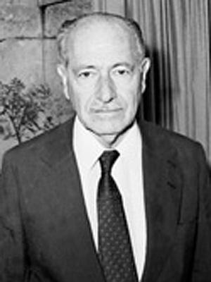 José Fragelli, ex-presidente do Senado