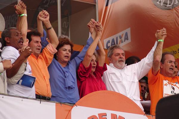 Lula - Dia do Trabalho