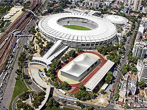 Projeto do Maracanã para 2014