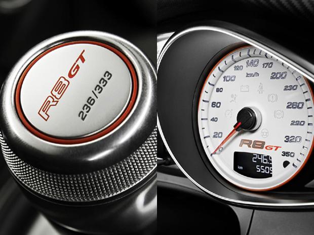 Audi R8 V10 GT