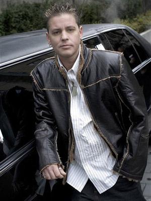 O ator norte-americano Corey Haim