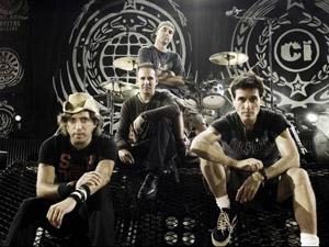A banda de rock brasiliense Capital Inicial (Foto: Divulgação)