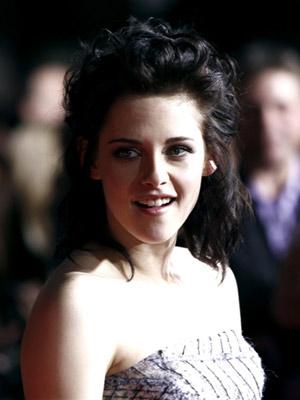 A atriz Kristen Stewart