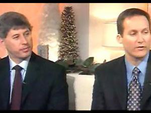 Pilotos Joseph Lepore e Jan Paul Paladino estavam no jato  Legacy