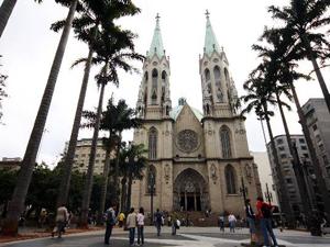 catedral sé (Foto: Daigo Oliva/G1)