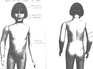 Imagem de livro sobre caso Isabella