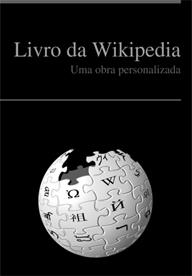 Usuário escolhe título, subtítulo, cor e imagem da capa do livro.