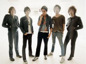 A banda novaiorquina The Strokes