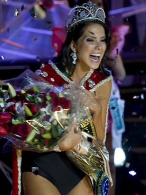 Débora Lyra, Miss Brasil 2010