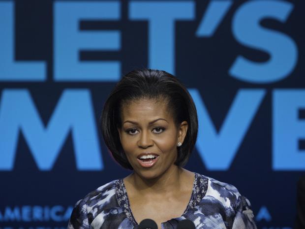 michelle obama (Foto: AP)