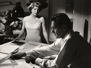 Cena de 'Executive Suite', de 1954, dirigido por Robert Wise