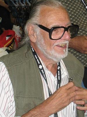 George Romero pensa em mais filmes sobre zumbis