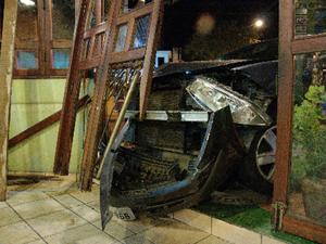 acidente bar