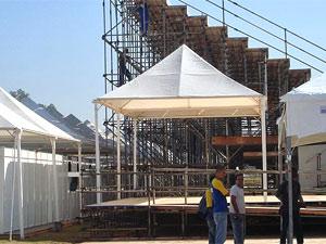 O novo autódromo vai ficar próximo ao Complexo Esportivo de Deodoro (foto).
