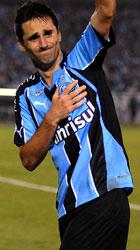 Grêmio derrota  o Santos de virada em casa (Edu Andrade/AE)