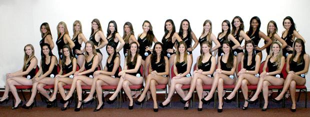 Miss Itália Brasil candidatas