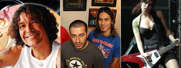 Luiz Caldas, Badauí e Japinha (do CPM 22) e Pitty: Virada Cultural empolga o pop.