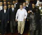 Lula chega ao Irã  em busca de  acordo nuclear (AP)