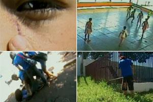 Escolas adotam medidas polêmicas para conter violência entre alunos Brigas300