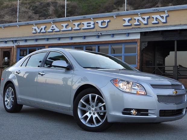 Chevrolet Malibu será comercializado no mercado brasileiro na versão LTZ. (