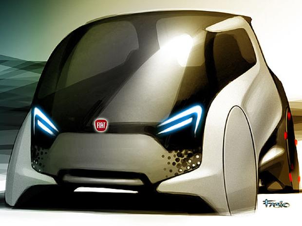 Projeto Fiat Mio dará forma ao FCC III, que será apresentado no Salão de São Paulo